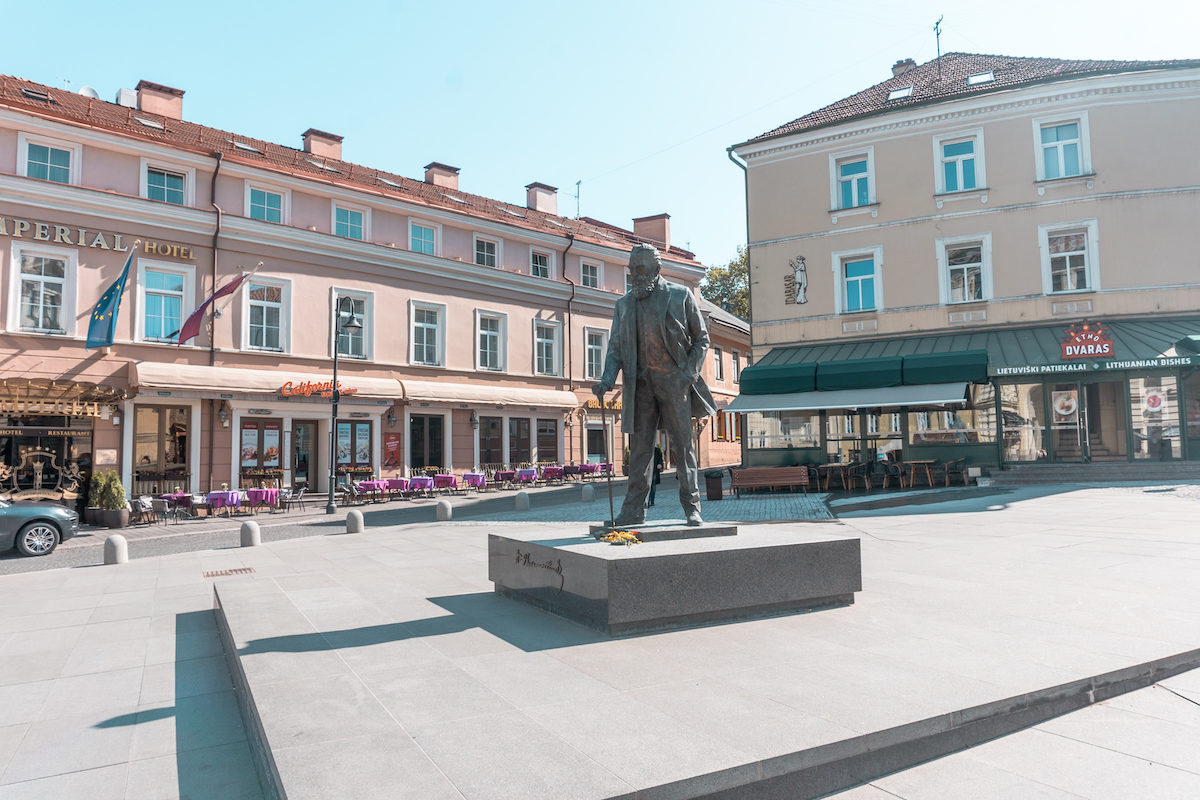 How to get to Vilnius?