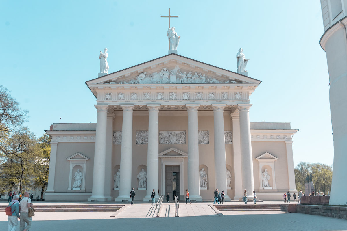The best things to see in Vilnius in 48 Hours