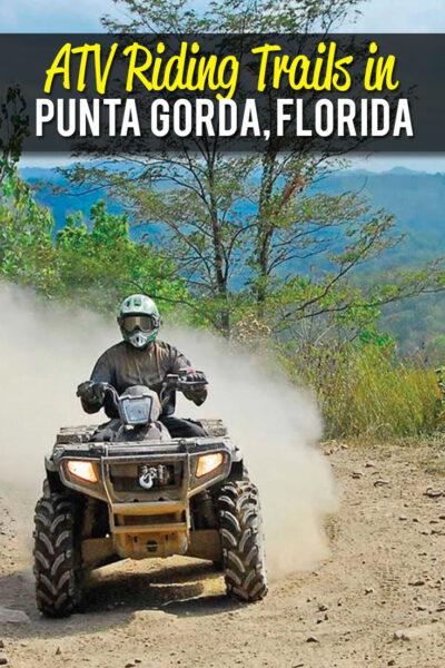 ATV riding trails in Punta Gorda, Florida