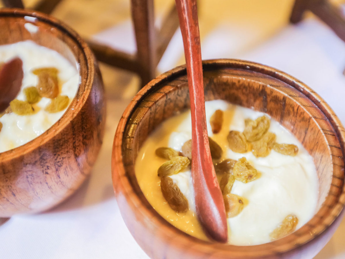 yogurt in tibet