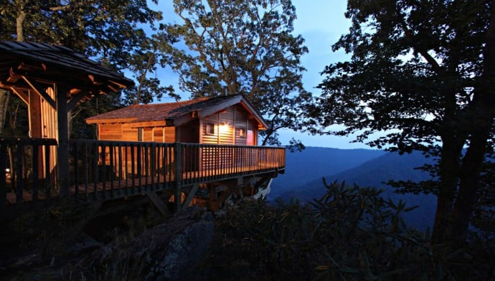 Seven Amazing and Unique Treehouses You Can Rent Nestled in the Forest This Year