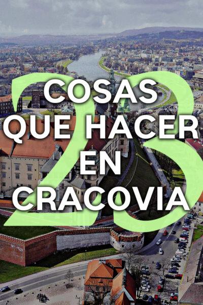 Las mejores cosas que hacer en Cracovia, Polonia