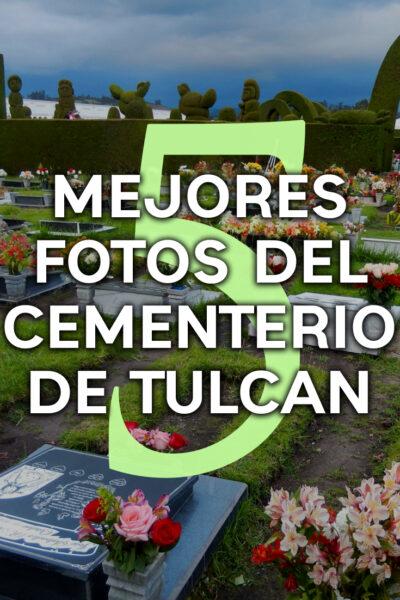 Las mejores fotos del cementerio de Tulcán en Ecuador