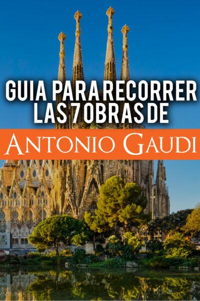 Las mejores obras de Antonio Gaudi en Barcelona