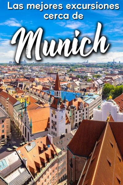 Las mejores excursiones de un día cerca de Munich