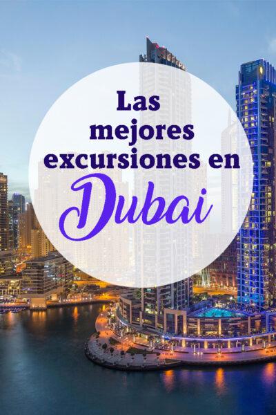 Las mejores excursiones de un día cerca de Dubai