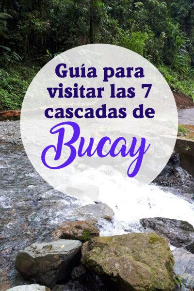 Guía para visitar las cascadas de Bucay en Ecuador