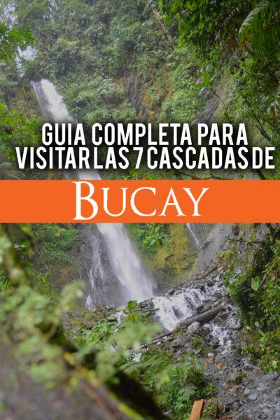 guia completa para visitar las cascadas de Bucay en Ecuador