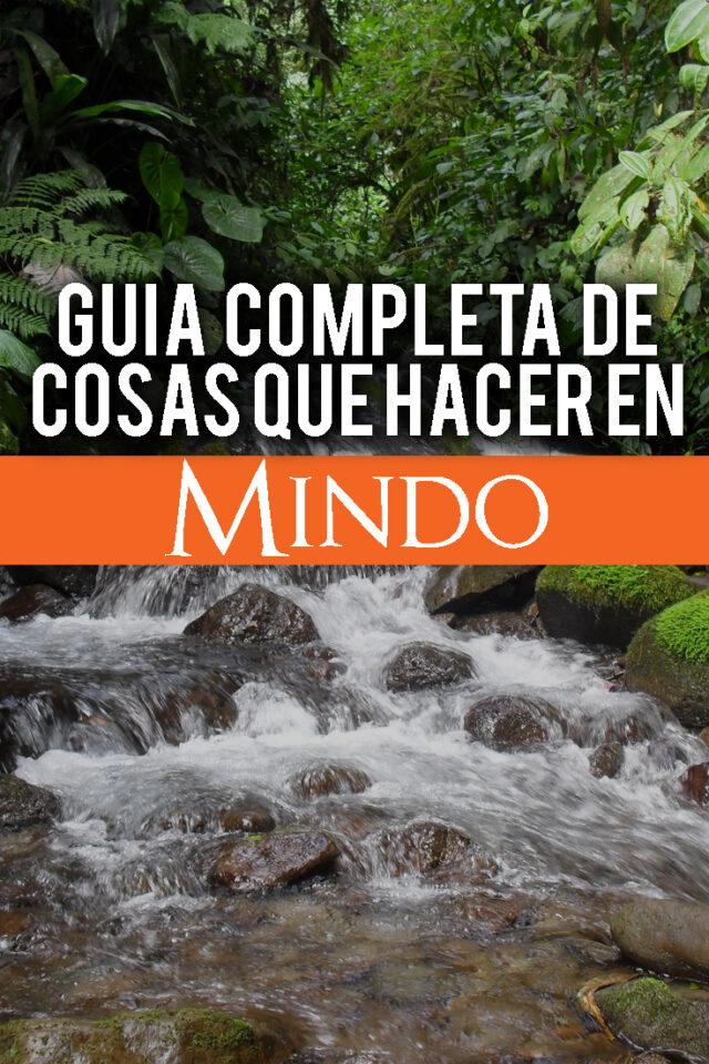 Las mejores cosas que hacer en Mindo, Ecuador