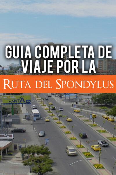 Guía para visitar la ruta del Spondylus de Ecuador