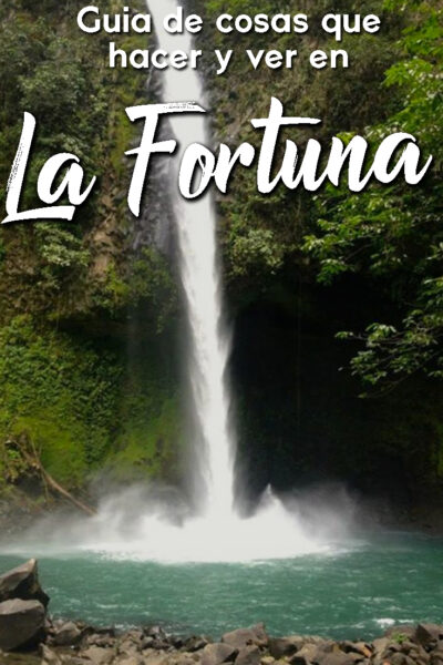 Guía de cosas que hacer y ver en la Fortuna