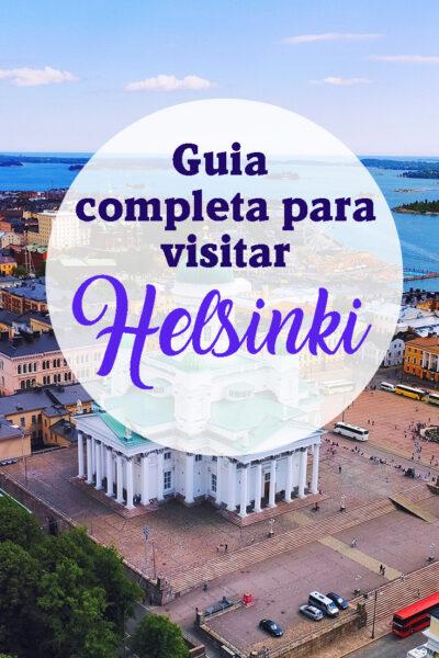 Guia de las mejores cosas que hacer en Helsinki