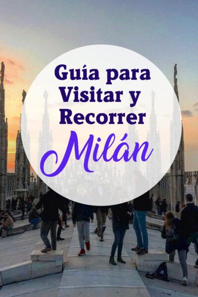 Guia de las mejores cosas que hacer en Milán