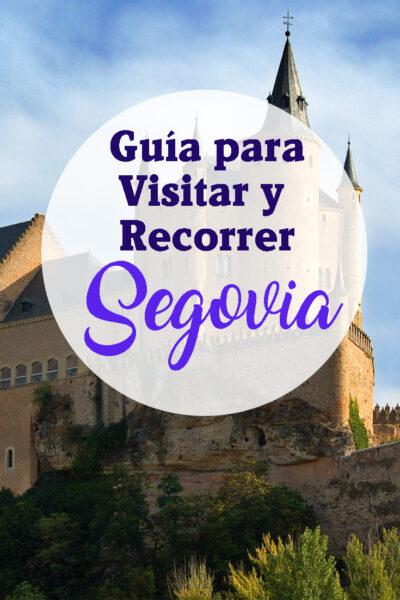 Guia de las mejores cosas que hacer en Segovia