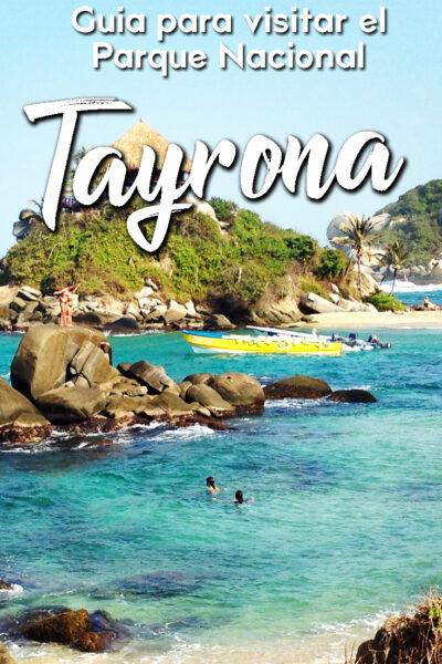 Guia de las mejores cosas que hacer en el Parque Nacional Tayrona