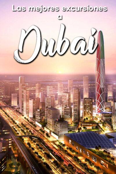 Las mejores Excursiones a Dubai