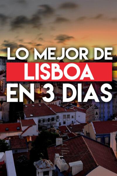 Los mejores lugares para visitar en Lisboa