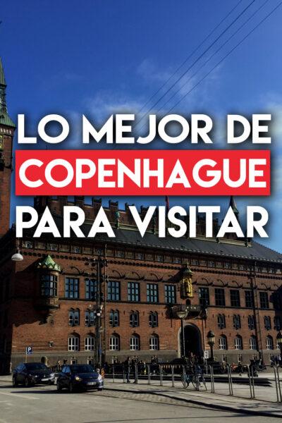 Los mejores lugares para visitar en Copenhague