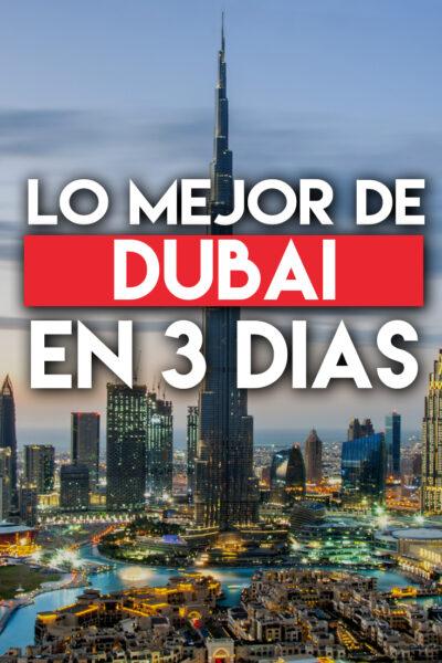 Lo mejor de Dubai en 3 días