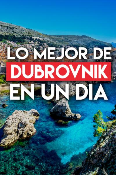 Los mejores lugares para visitar en Dubrovnik