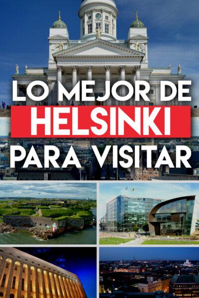 Los mejores lugares para visitar en Helsinki