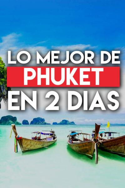 Los mejores lugares para visitar en Phuket