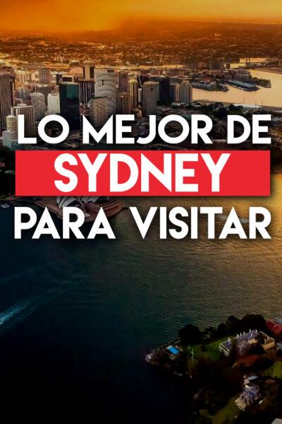 Los mejores lugares para visitar en Sydney