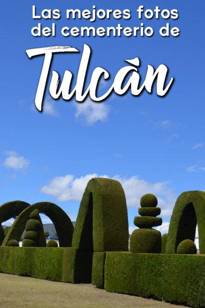 Las mejores fotos del cementerio de Tulcán