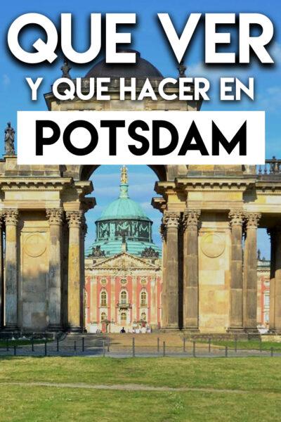 Qué ver y Qué hacer en Potsdam