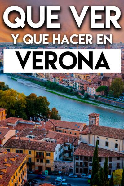 Qué ver y Qué hacer en Verona
