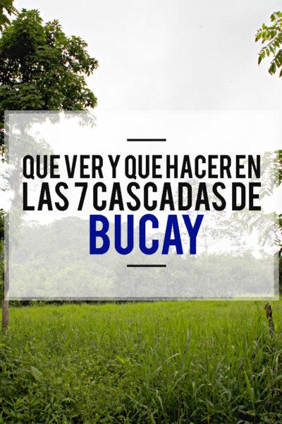 Que ver y Que Hacer en Las 7 Cascadas de Bucay