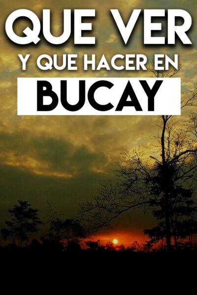 Qué ver y Qué hacer en Bucay