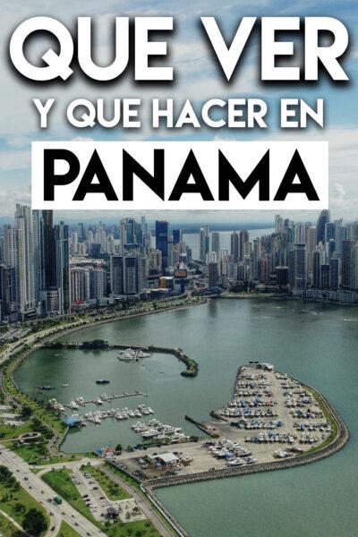 Qué ver y Qué hacer en Panamá