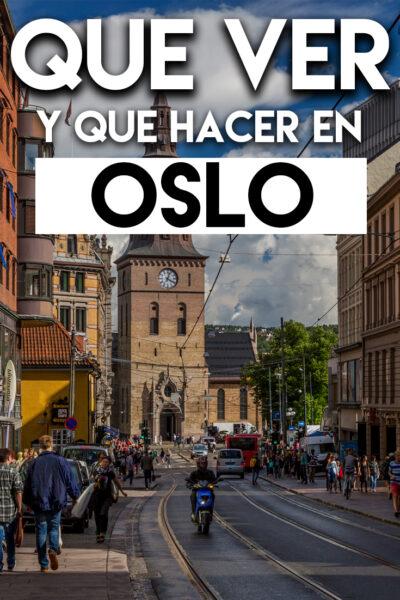 Qué ver y Qué hacer en Oslo