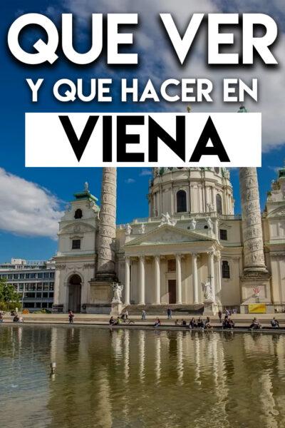 Que ver y Que hacer en Viena