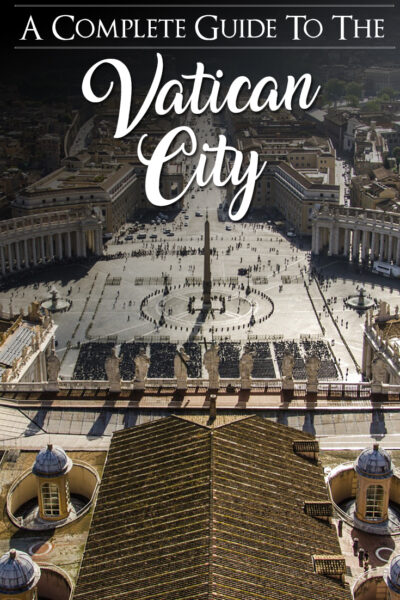 The best things to do in Vatican