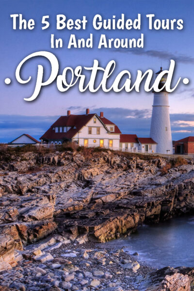 Best 5 Guided Tours in Portland