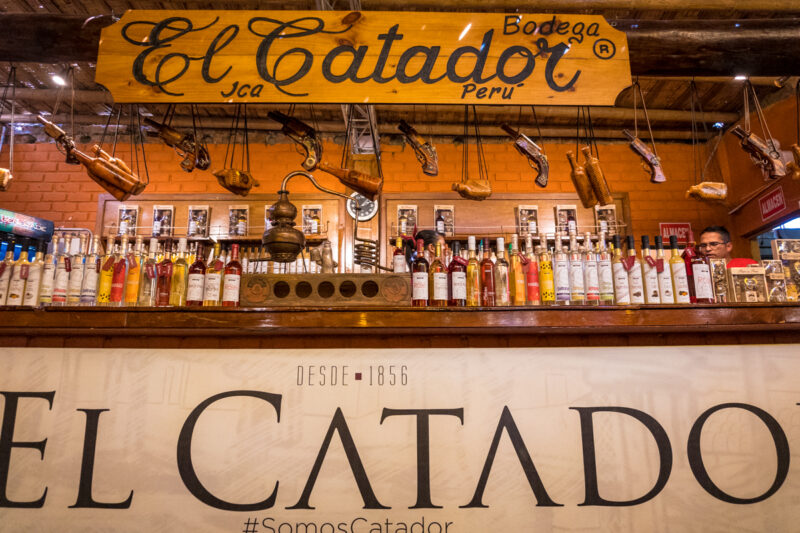 Tour a Historic Pisco Vineyard