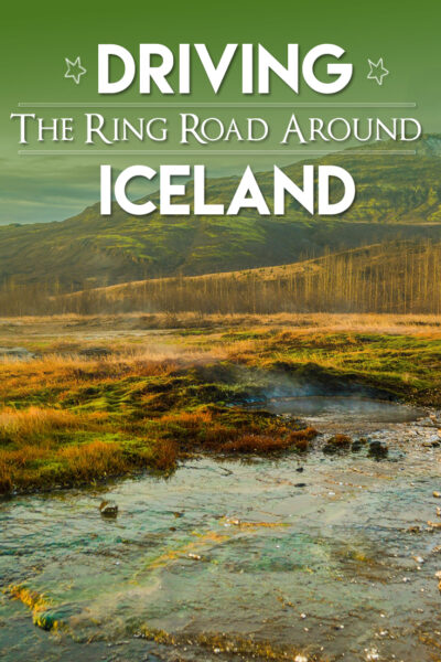 Driving The Ring Road Around Iceland