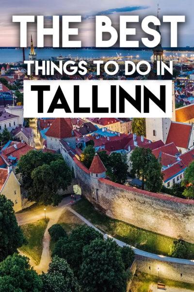 The best things to do in Talliinn
