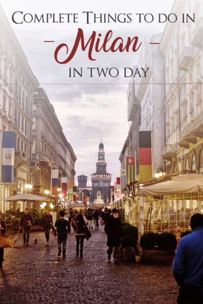 Complete Things To do In Milan