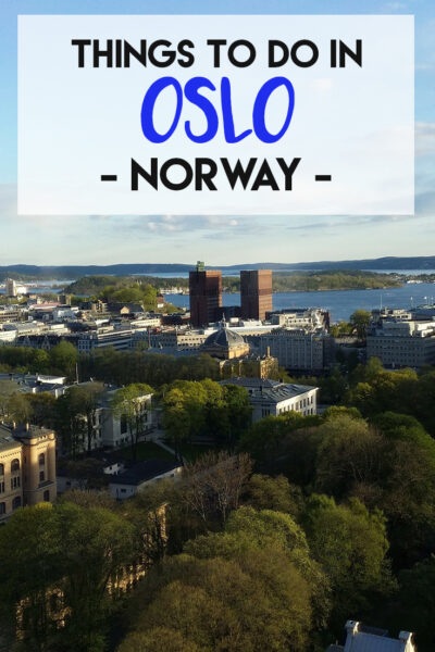 Things to do in Oslo, Norway