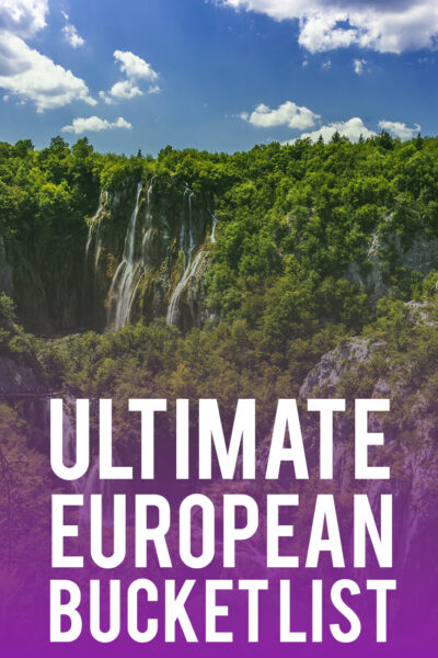 ULTIMATE EUROPEAN BU