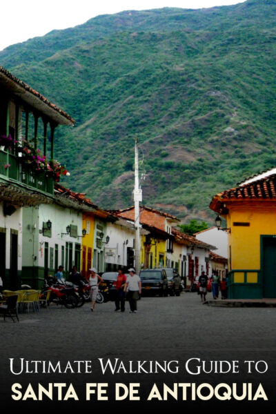 The best things to do in Santa Fe de Antioquia in Colombia