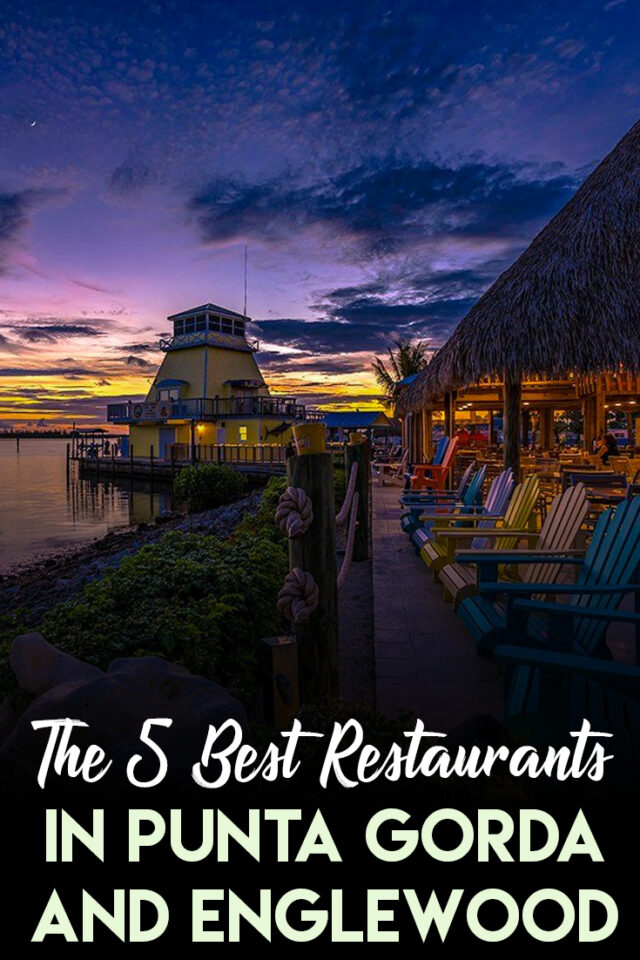 5 best restaurants in Punta Gorda and Englewood