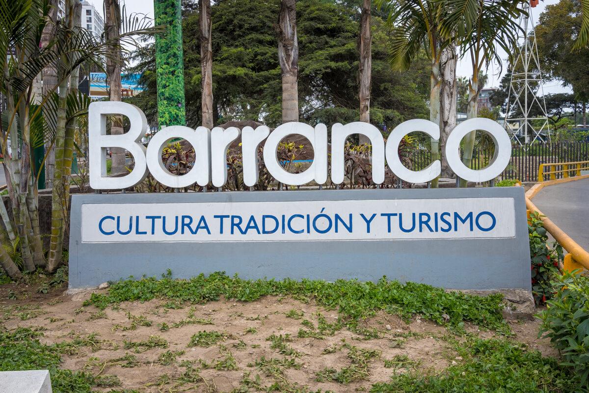 1. Explore the bohemian neighborhood of Barranco