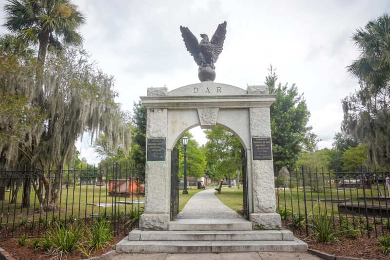 Savannah-Visit the Colonial Park Cemetery