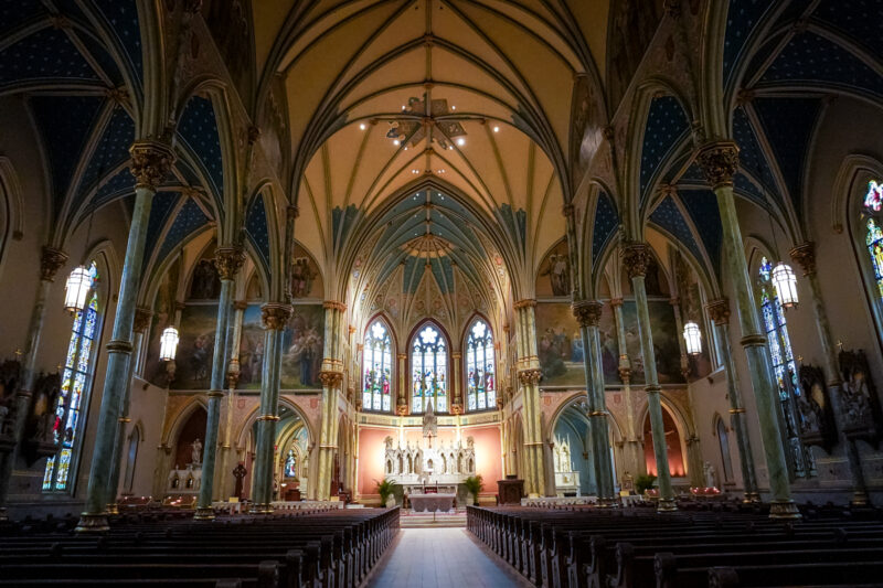 Savannah-Savannah-The Cathedral of Saint John the Baptist