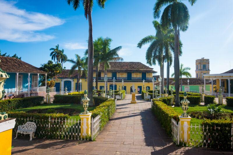 Trinidad- Explore the Centro Histórico de Trinidad