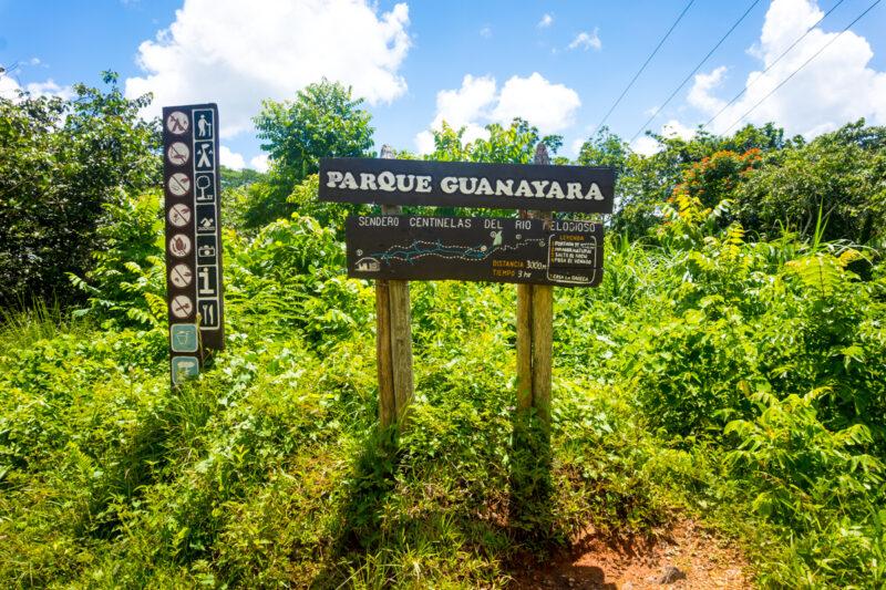 Trinidad -Parque Guaynara